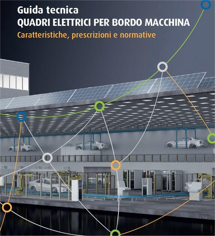 Schemi Elettrici Bordo Macchina : Quadri elettrici per bordo macchina