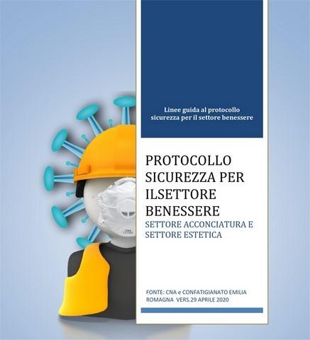 Protocollo Sicurezza Covid 19 Per Il Settore Benessere